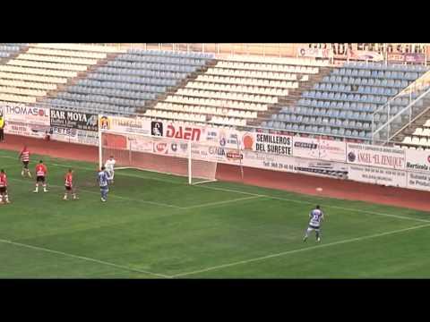 La Hoya Lorca 0 -Granada B 1 (09-11-14)