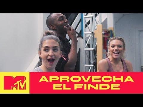 MTV y Diageo lanzan la serie online #AprovechaElFinde