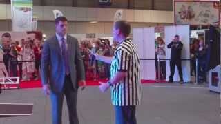 Cody Rhodes Interview auf der YOU Messe 2012 in Berlin + Impressionen WWE Deutschland Berlin