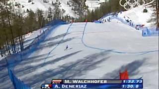 Alpine Skiing - Men's Downhill - Turin 2006 Winter Olympic Games