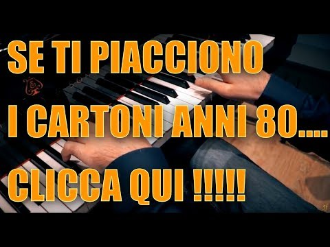 download lagu Piano Medley Sigle Cartoni Animati Anni 80 - Indovina gratis