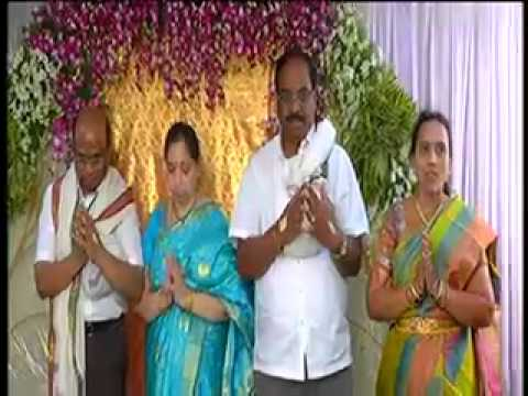Sampath Varsha Engagement video