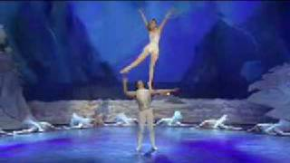 Incredible Swan Lake ballet