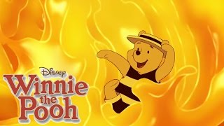 Der Winnie Puuh - Der Honig-Song | Disney Junior