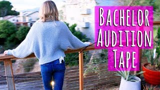 My Bachelor Audition Tape // Grace Helbig
