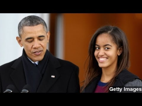 Malia Obama Turns Sweet 16