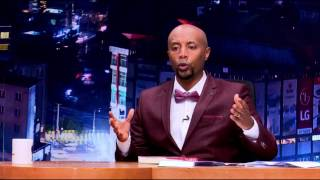 Interview with the Author of the book 'Alemenor' Dr. Dawit - Seifu in EBS