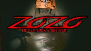 Paranormal Activity 4 - ZOZO Ouija Board Demon Real Scary Encounter Story Paranormal Activity