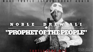 "Noble Drew Ali ""Prophet of the People"