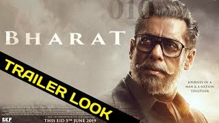 Bharat Movie First Poster | Bharat Trailer Releasing | Salman Khan, Katrina Kaif, Disha