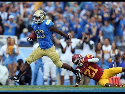 Jonathan Franklin 2012 UCLA Football Highlights