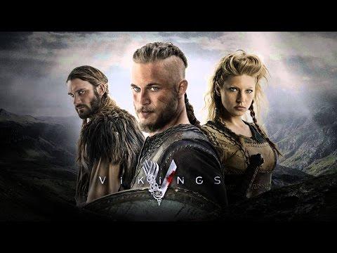 Викинги (Vikings)   Русский Трейлер 3 сезона  от LostFilm TV