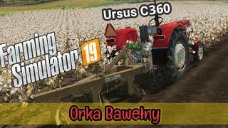 Fs 19 #2 Orka bawełny /ursus C360