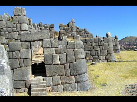 Misterios del mundo - El secreto de los antiguos constructores