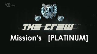 The Crew Mission: Fearfull Symmetry [Platinum]