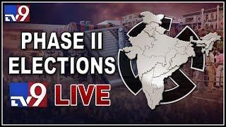 Lok Sabha Election 2019 Phase 2 Voting LIVE