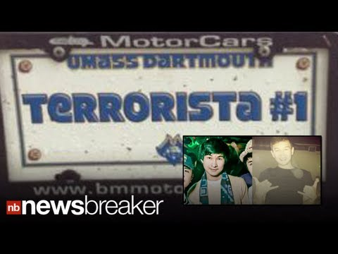 Ominous License Plate of Students Arrested in Connection w/ Boston Bombing | NewsBreaker | Ora TV
