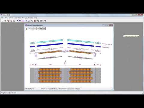 Solaio: Analisi, progettazione e verifica di un solaio in c.a. e c.a.p. (parte 2)