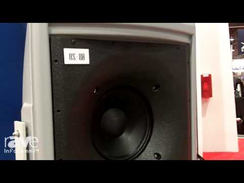InfoComm 2014: Danley Sound Labs Exhibits OS-80, OS-100 and OS-115 Speaker