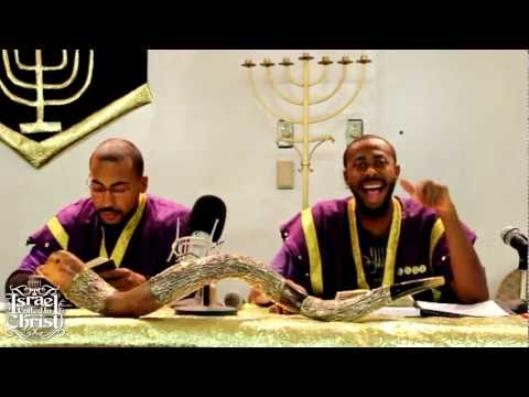 Children Of Whoredoms; Jump Offs In Jerusalem