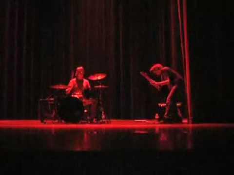 South Milwaukee Middle School Talent Show 2008 Sam & TJ
