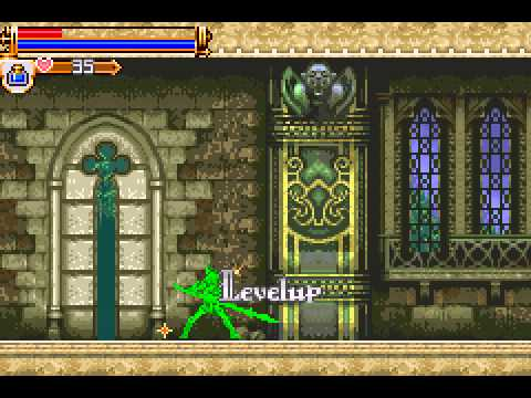 Castlevania - Harmony of Dissonance - Vizzed.com Play - User video