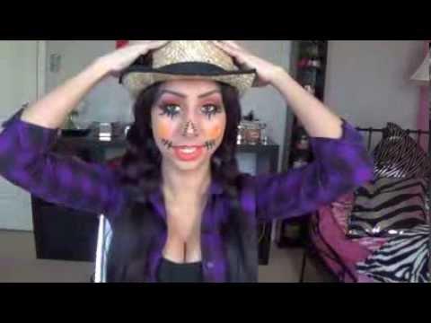 Halloween Diy Scarecrow