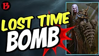 Necromancer Lost Time Bomb Inarius Speed Build Season 11 Patch 2.6 Diablo 3