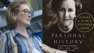 Comparing 'The Post' to Katharine Graham's memoir