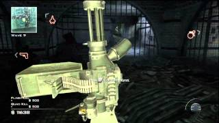 Tips para modo Survival de Modern Warfare 3 - Downturn - Oleada 10 y 15 para logro