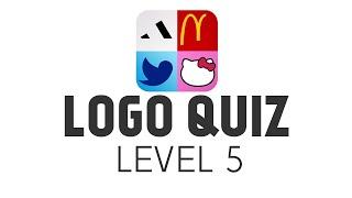 Прохождение игры logo quiz 5 уровень