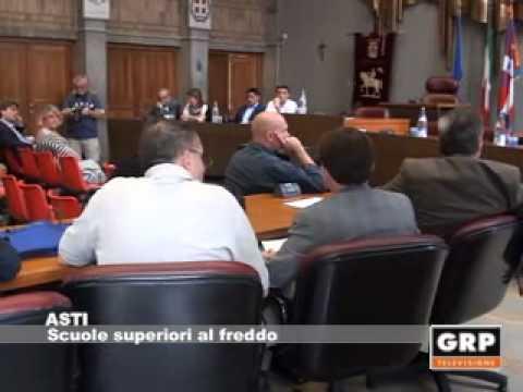 Scuole superiori al freddo ad Asti – GRP Televisione