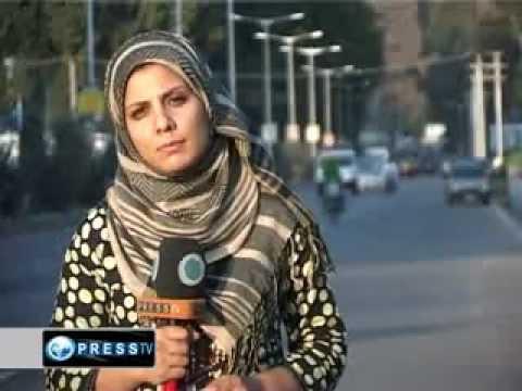 Anti-Israeli protests held in Kashmir [PressTV Video Reportages]