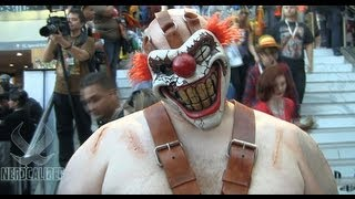 Sweet Tooth - Twisted Metal Cosplay - NYCC 2012