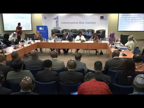 Ministerial Roundtable - Women In ICTs @ ITU TELECOM WORLD 2012