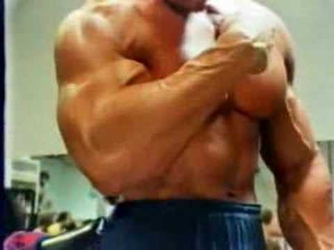 Arnold training [ Hard-core ]