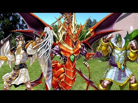 Dueling A Yu-Gi-Oh Celebrity - Part 1