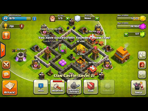 Let's Play Clash of Clans! (Ep. #11)