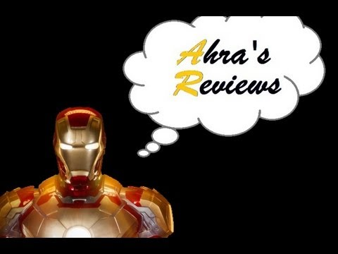 Hasbro Iron Man Mark 42 Unboxing and Review Action Figure recensione Ita