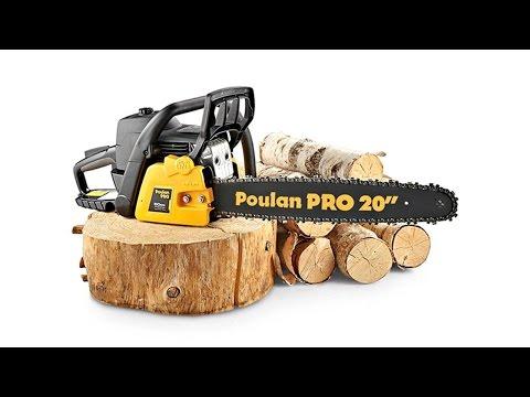 Poulan Pro PP5020AV Gas Powered Chainsaw