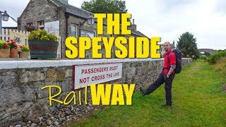 Abandoned Stations & Petulant Landowners | Speyside Way Part 1: Aviemore to Ballindalloch