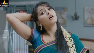 Anushka Best Scenes Back to Back   Telugu Latest Scenes   Sri Balaji Video