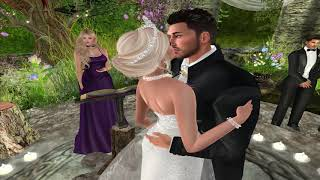 Brent & Lia Second Life Wedding - 10.18.17