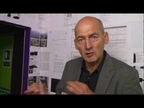 Interview: Rem Koolhaas on OMA/Progress