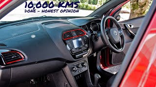 Tata Tiago Petrol review after 10,000 Kms and 3rd Service