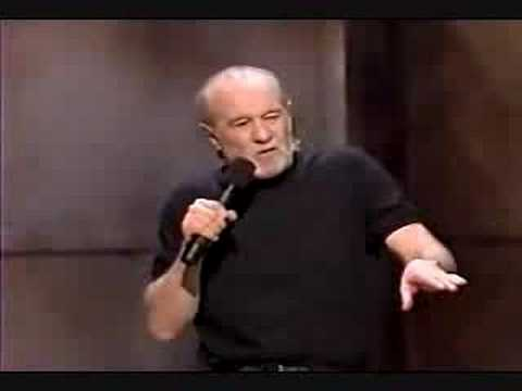 George Carlin Doesn t vote