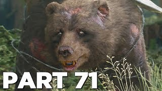 DAYS GONE Walkthrough Gameplay Part 71 - CREOSATE (PS4 Pro)