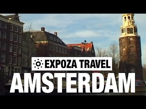 Amsterdam Vacation Travel Video Guide