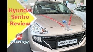 New Hyundai Santro Car Review | ENGLISH | 2018 Indian Review