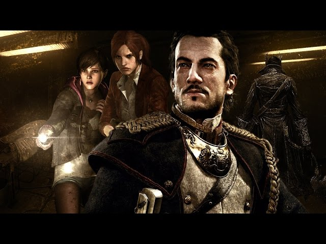 13 Horror Games Not to Turn Your Back on in 2015